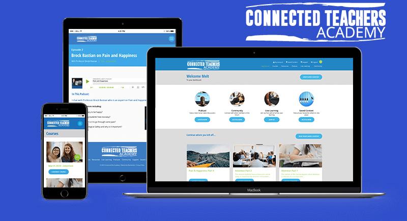 Connected Teachers Academy